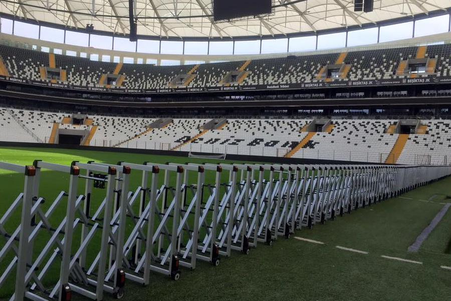 Beşiktaş Stad Açılışı